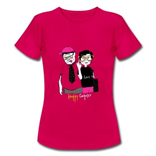 Happy couple - Women's T-Shirt