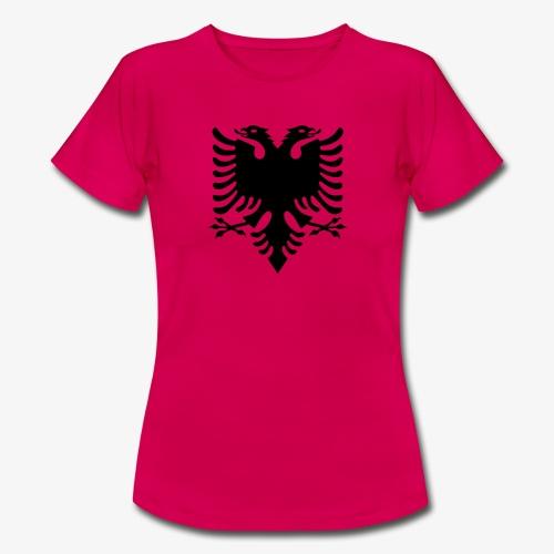 Shqiponja - das Wappen Albaniens - Frauen T-Shirt
