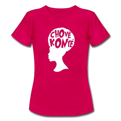 Chové konyé - T-shirt Femme