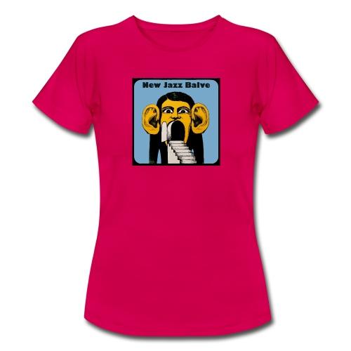 Balve Blue - Women's T-Shirt