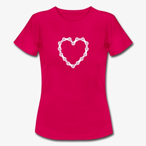 bike love - Women's T-Shirt