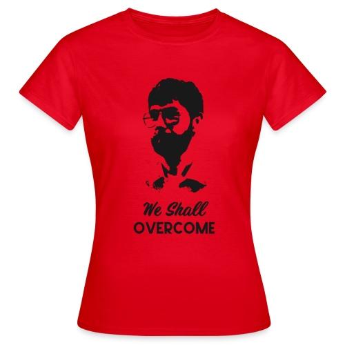 Markus Huser Head&Titel (front) - Frauen T-Shirt