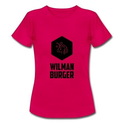 Wilman Burger - Naisten t-paita