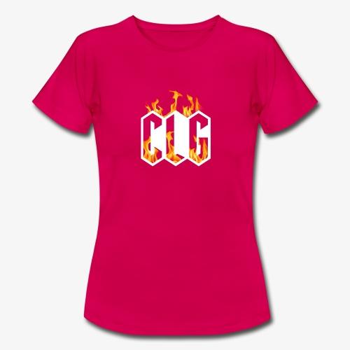 CLG DESIGN - T-shirt Femme