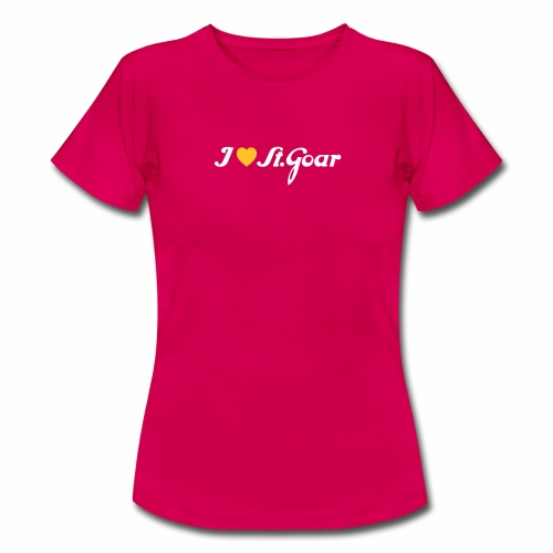 I Love St. Goar - Frauen T-Shirt
