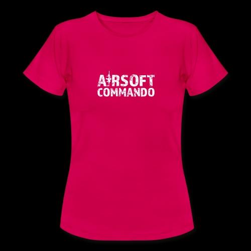 Airsoft Commando - Frauen T-Shirt