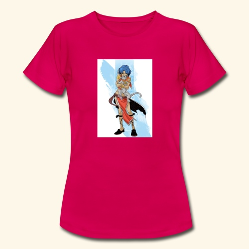 Nadia: The Secret of Blue Water - Women's T-Shirt