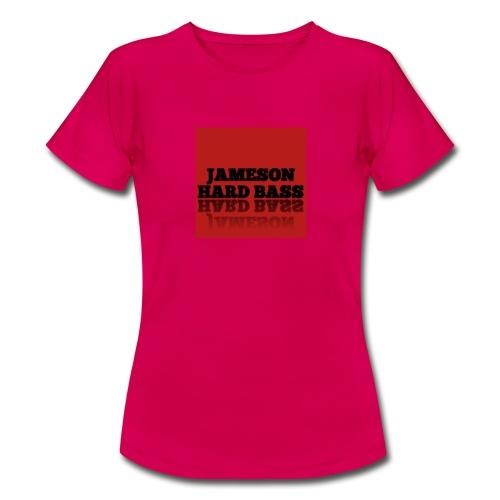 JAMESON HARD BASS - Koszulka damska