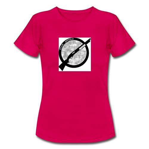 Logo Appolo - T-shirt Femme