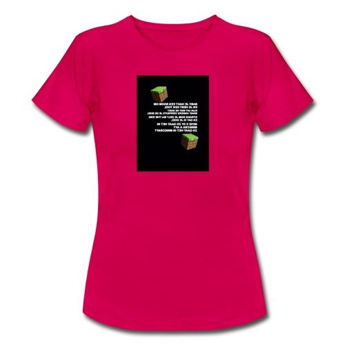 besef - Vrouwen T-shirt