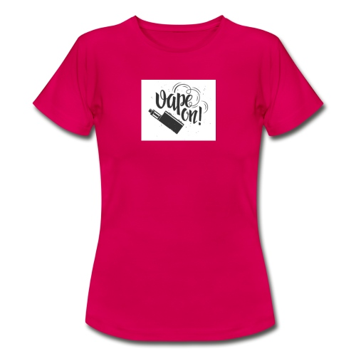 Mrvaper2016 vape on phone case - Women's T-Shirt