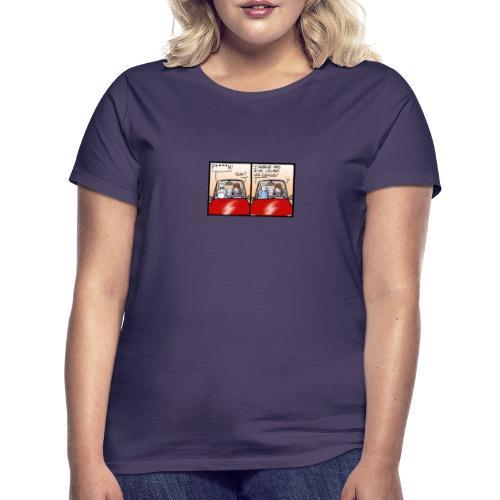 comme le chat - T-shirt Femme