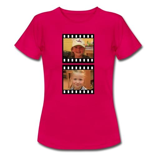 lente tess png - Vrouwen T-shirt