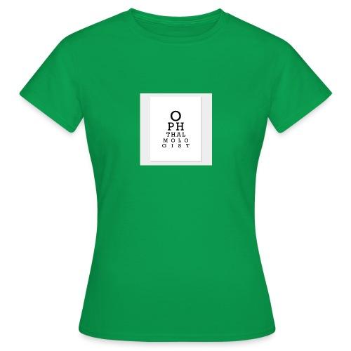 Silmälääkäri - Naisten t-paita
