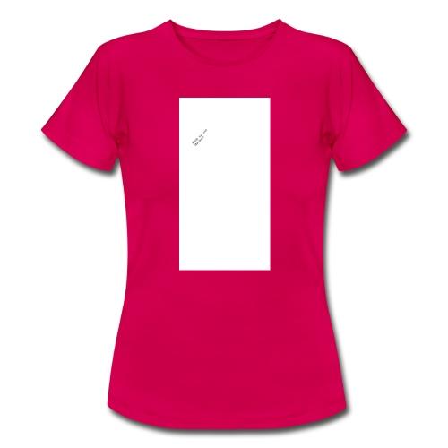 Projekt 2 - Frauen T-Shirt