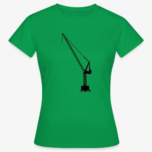 kraan - Vrouwen T-shirt