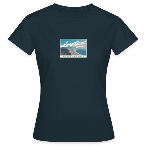 Reisen - Frauen T-Shirt