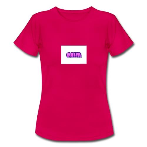GRIM - T-shirt dam