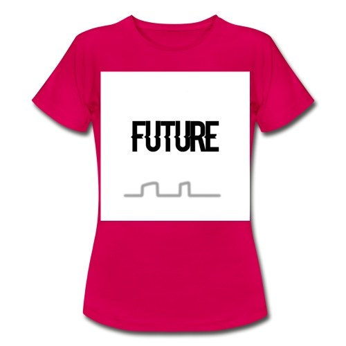 FUTURE CLOTHES 2000px png - Vrouwen T-shirt