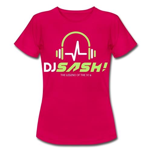 DJ SASH! - Headfone Beep - Women's T-Shirt