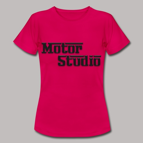 MOTORSTUDIO T SHIRT Carbo - Women's T-Shirt