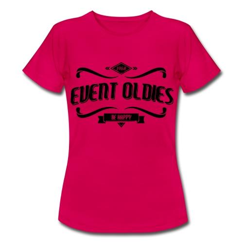 logo_nachgezeichnet - Frauen T-Shirt