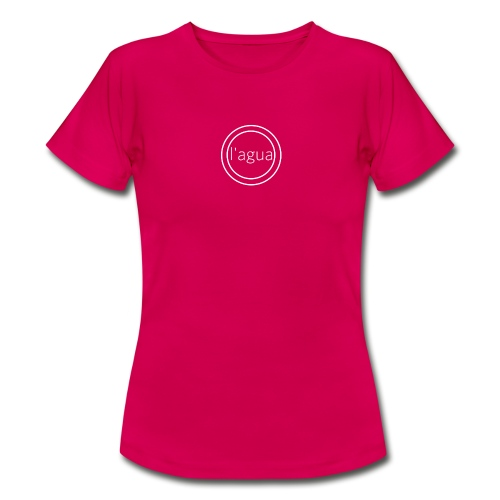 l agua white - Women's T-Shirt