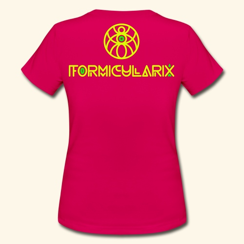 formi 2color - Frauen T-Shirt