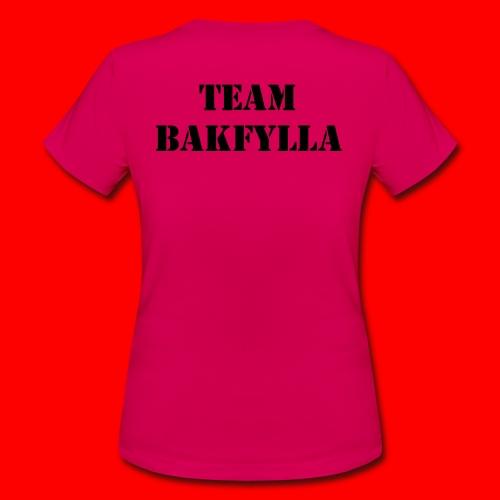 Team Bakfylla - T-shirt dam