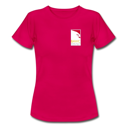 BAWC Logo - Women's T-Shirt