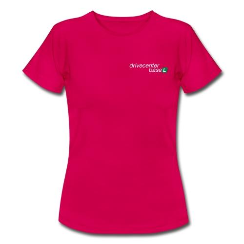 drive center logo black - Frauen T-Shirt