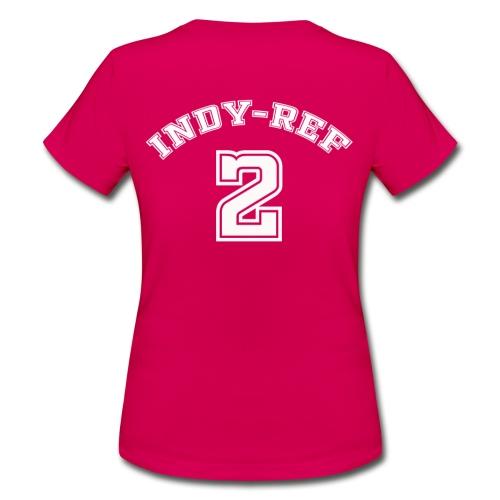 INDY REF 2 - Women's T-Shirt