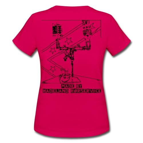 Tappekran - T-skjorte for kvinner
