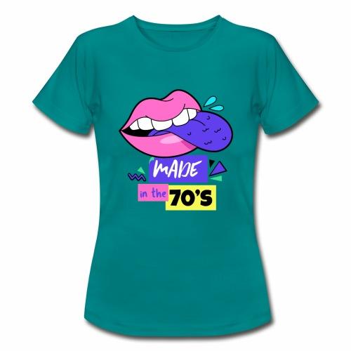 Années 70 - T-shirt Femme