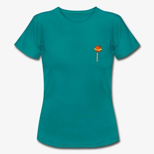 sucette mars - T-shirt Femme