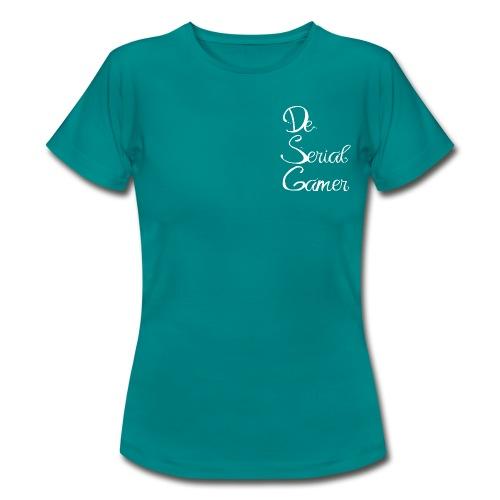 DeSerialGamer - Vrouwen T-shirt
