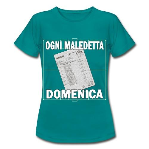 OGNI MALEDETTA DOMENICA - Maglietta da donna