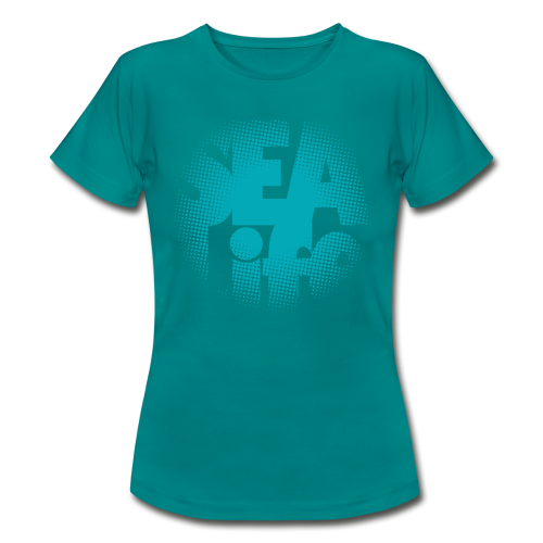 Sealife surfing tees, clothes and gifts FP24R01A - Naisten t-paita