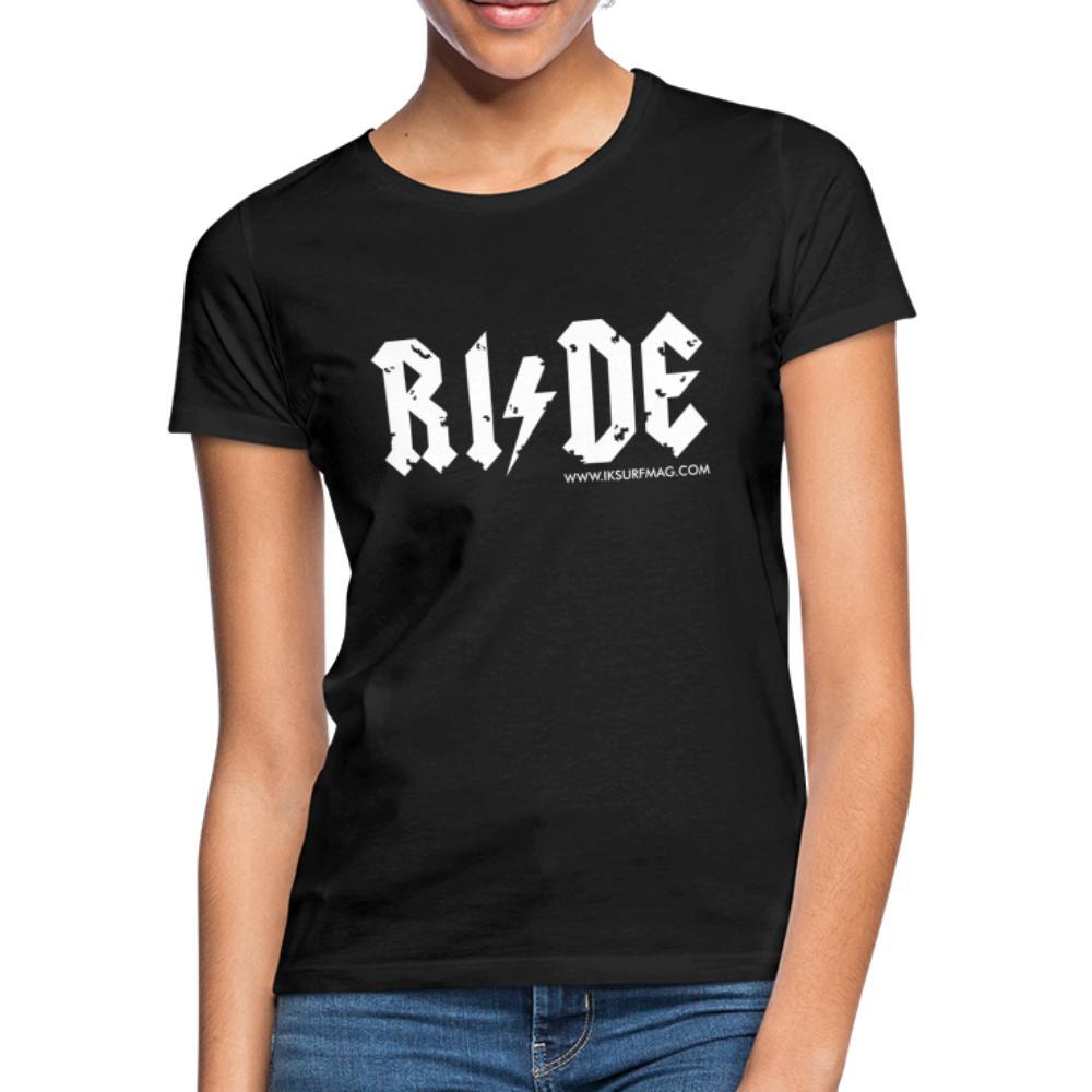 RIDE - Women's T-Shirt - black