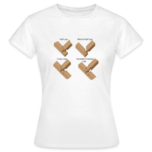 Lap joints - Women's T-Shirt