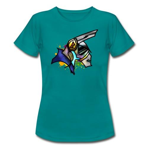 Logo Officiel Dj BenJ 47 - T-shirt Femme