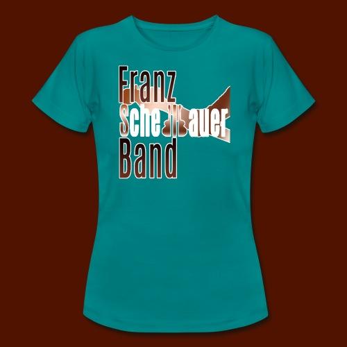 FSB logo brown - Women's T-Shirt