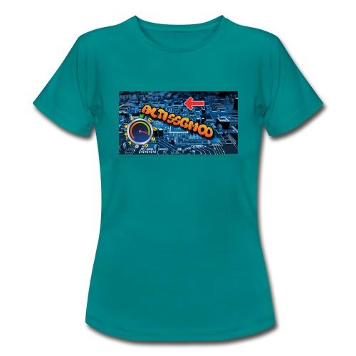 logo 2018 - T-shirt Femme