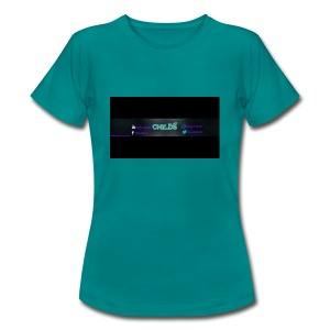 LOGO_Banner_Childs - Women's T-Shirt