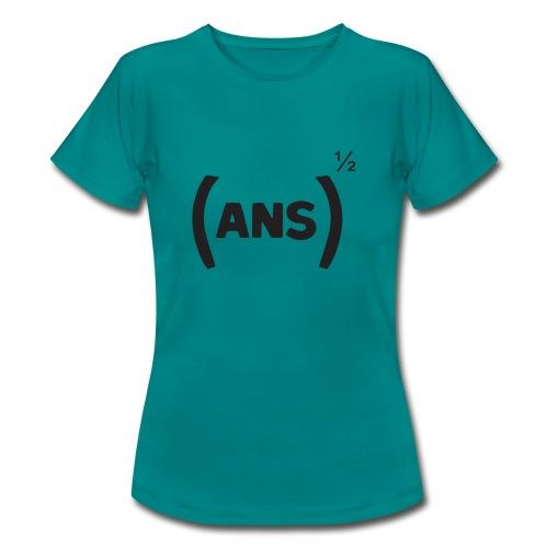 Racine carré de ANS - T-shirt Femme