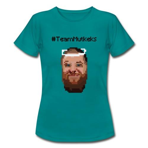 #TeamMutkeks - Frauen T-Shirt
