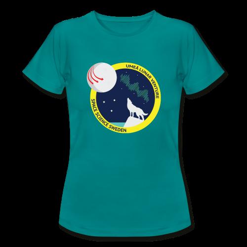 ULV - Umeå Lunar Venture - T-shirt dam