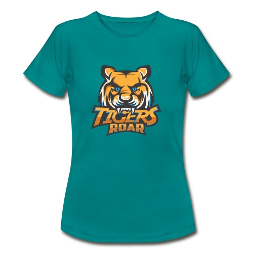Tigers-Roar - Frauen T-Shirt