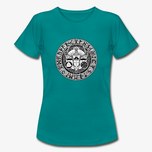 Odinshield of Thor - Women's T-Shirt