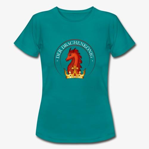 Drachenkoenig Logo - Frauen T-Shirt